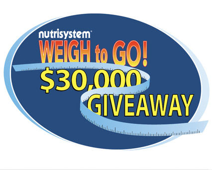 Nutrisystem Give away Logo